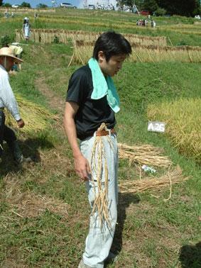 農家スタイル