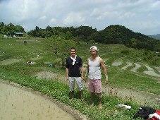 WSリーダーの羽山さんと西村さん